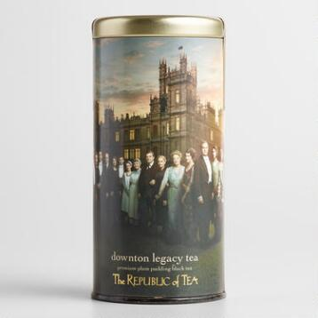 The Republic of Tea Downton Abbey Legacy Tea, 36 Count