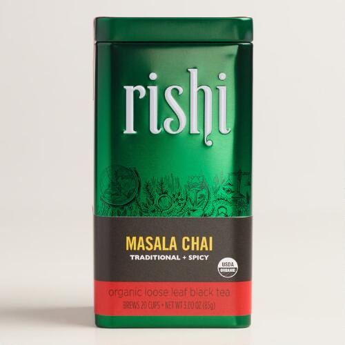 Rishi Masala Chai Loose Leaf Tea