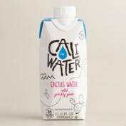 Caliwater Prickly Pear Cactus Water