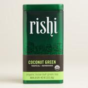 Rishi Coconut Green Loose Leaf Tea