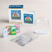 Build Your Own Snow Globe Kit