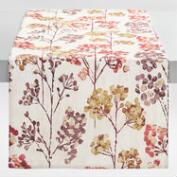 Silver Dollar Trees Table Runner