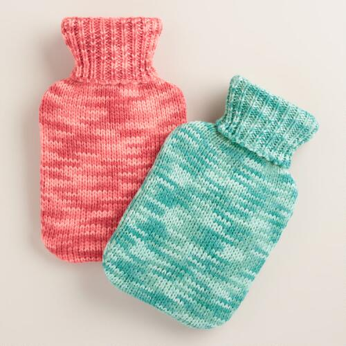 Knit Hot Water Bottles