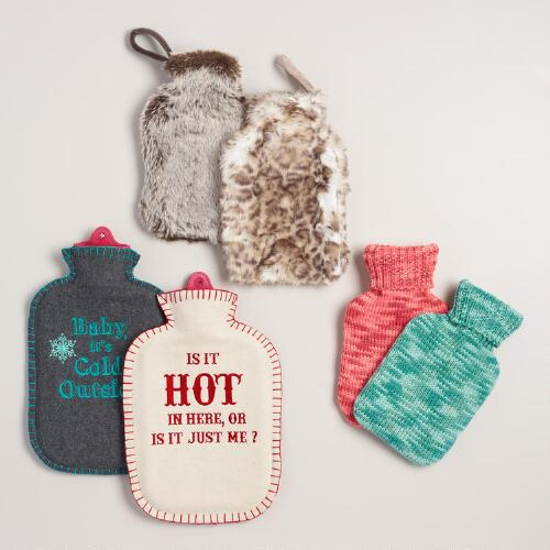 Hot Water Bottle Collection