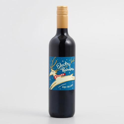 Electric Reindeer Red Blend