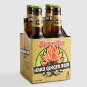 Sprecher Hard Ginger Beer, 4 Pack