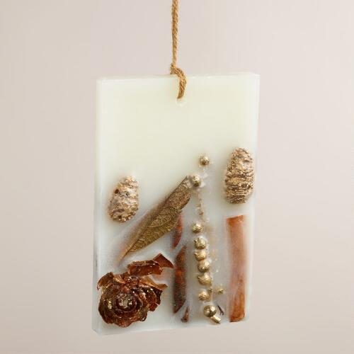 Cinnamon Stick Wax Sachet