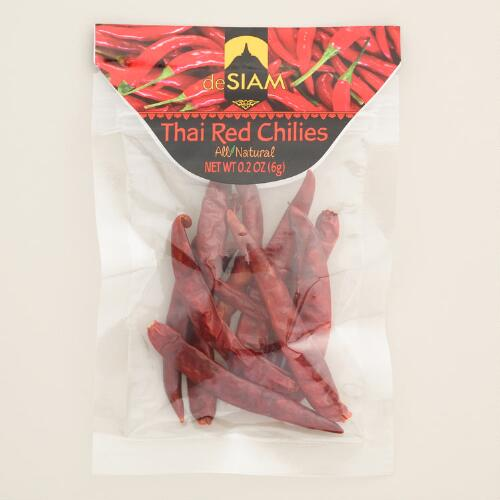 deSiam Dried Red Chillies