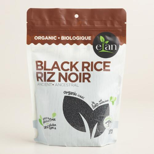 Elan Organic Black Rice