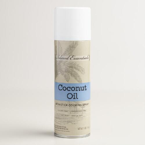 Island Essentials Coconut Oil Spray