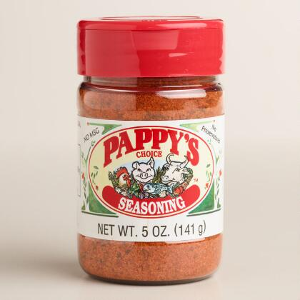 Pappy's Choice Seasoning