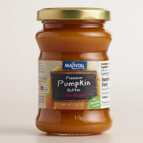 Maintal Pumpkin Ginger Butter