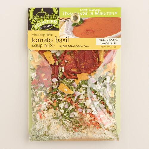 Frontier Mississippi Delta Tomato Basil Soup Mix