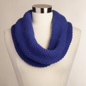 Cobalt Twist Snood