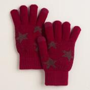 Red Star Tech Gloves