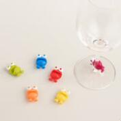 Wine Watchers Charms Set of 6