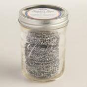 Fuller Brush Stainless Steel Sponge Mason Jar Gift Set