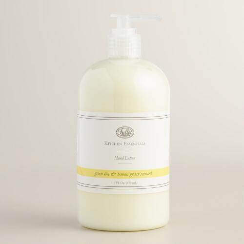 Fuller Brush Green Tea and Lemongrass Hand Lotion