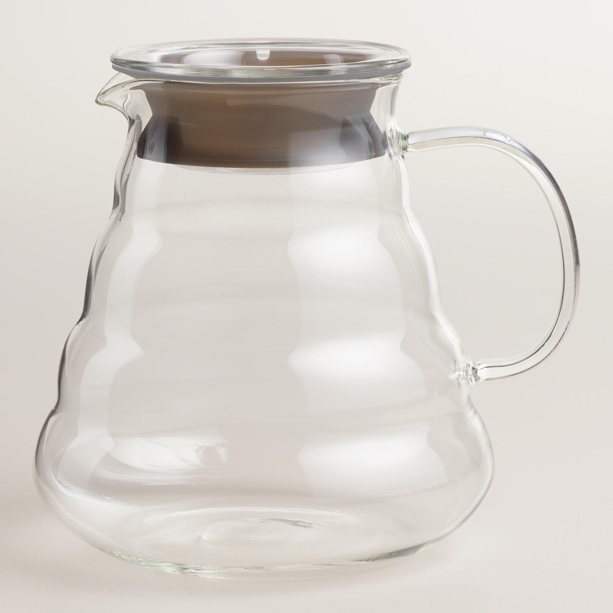 Glass Beehive Coffee Pot World Market