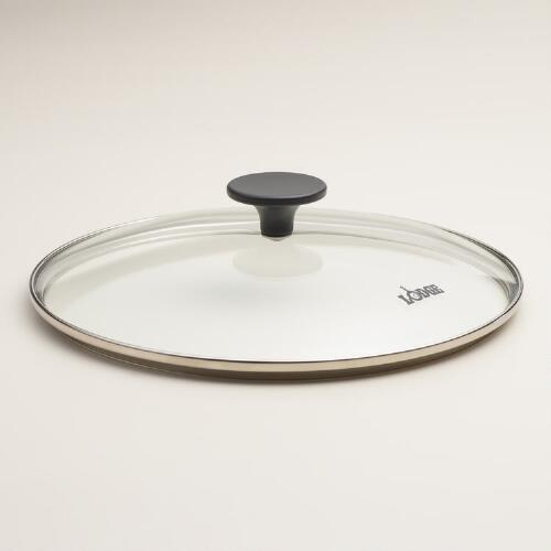 """10"""" Lodge Tempered Glass Lid"""