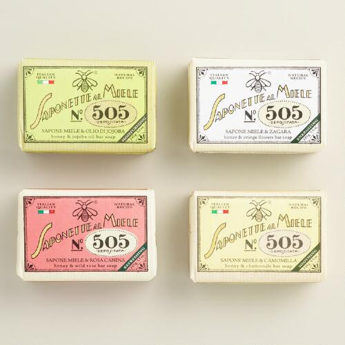 Honey Bar Soap Collection
