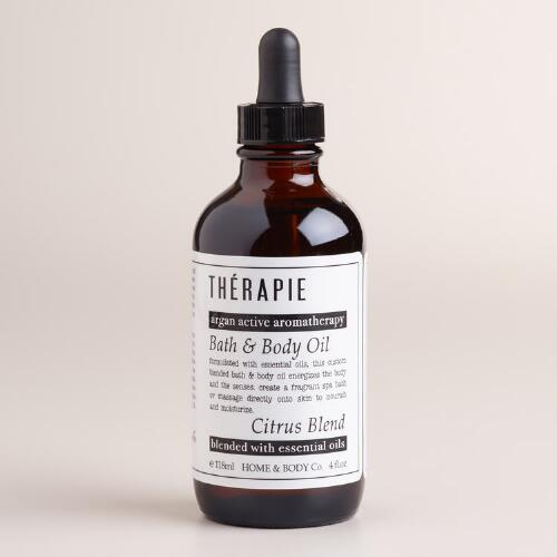 Therapie Citrus Blend Bath and Body Oil