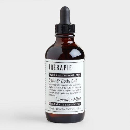 Therapie Lavender Mint Bath and Body Oil