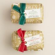 Castelbel Kraft Word Holiday Bar Soap Collection