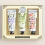 AAA Floral Hand Cream Trio, Set of 3