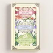 AAA Floral Bar Soaps, Set of 3