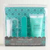 Vanilla 3-Piece Hand Care Set