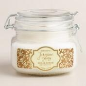 Retro Soap Co. Metallic Tile Jasmine Ylang Body Scrub