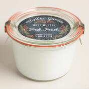 Winter Wonderland Fresh Peach Body Butter