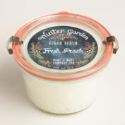 Winter Wonderland Fresh Peach Body Scrub