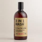 Bay Rum Men's 3-In-1 Wash