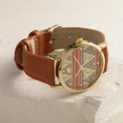 Brown Tribal Watch