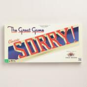 Retro Sorry Board Game