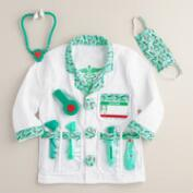 Kids' Doctor Dress Up Costume Set