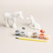 Paint Your Own Horse Set of 2