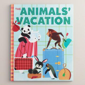 The Animals Vacation
