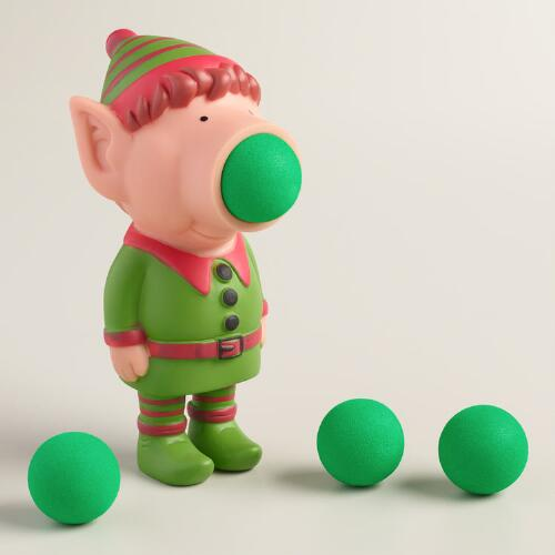 Holiday  Elf Popper