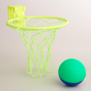 Over the Door Breakaway Basketball Hoop