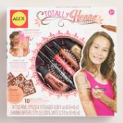 Glitter Henna Body Art Kit