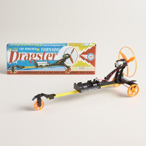 Tornado Dragster Model Car Kit