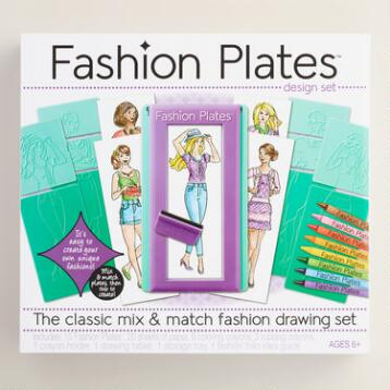 Kahootz Fashion Plates