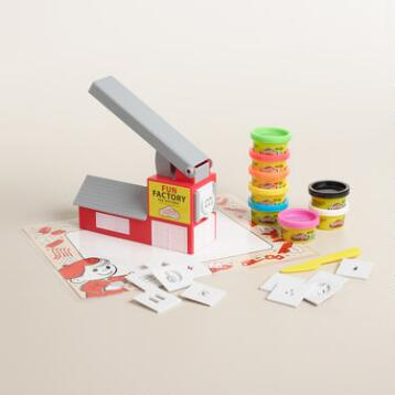 Kahootz Retro Play-Doh Factory