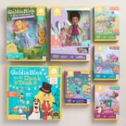 GoldieBlox Toys Collection