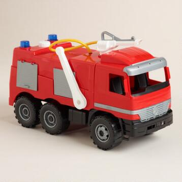 Giant Fire Truck Toy
