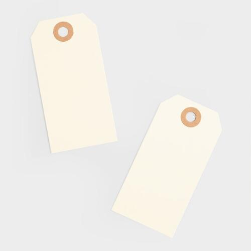 Manilla Gift Tags, Set of 20