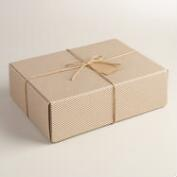 Large Rectangular Kraft Gift Box